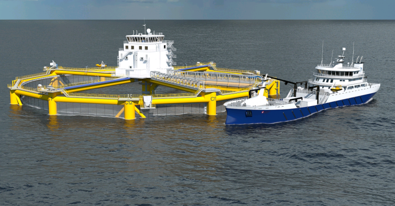 Global-Maritime-Performs-FEED-for-Offshore-Based-Fish-Farm-in-Norway